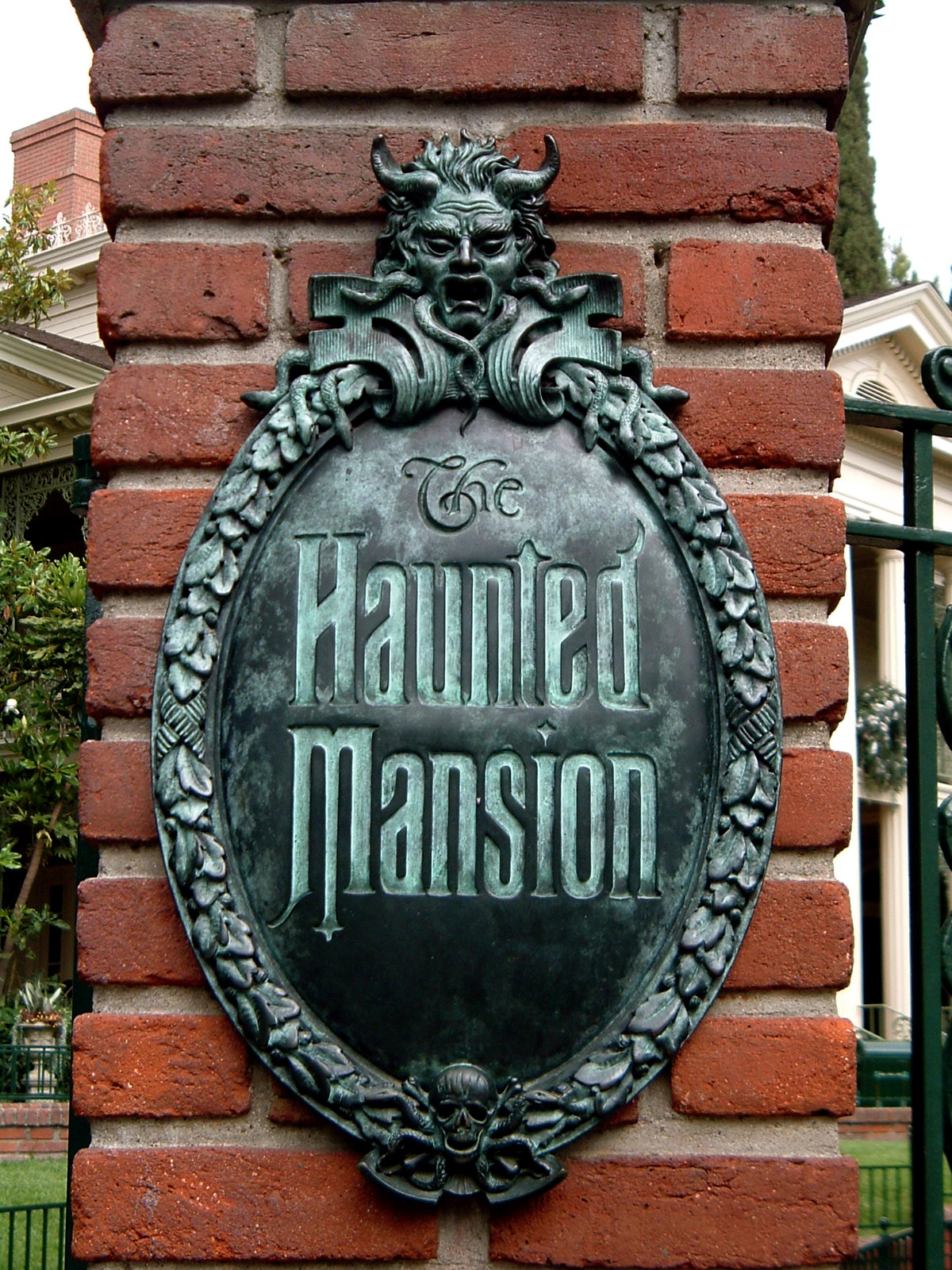 Haunted Mansion Wikipedia