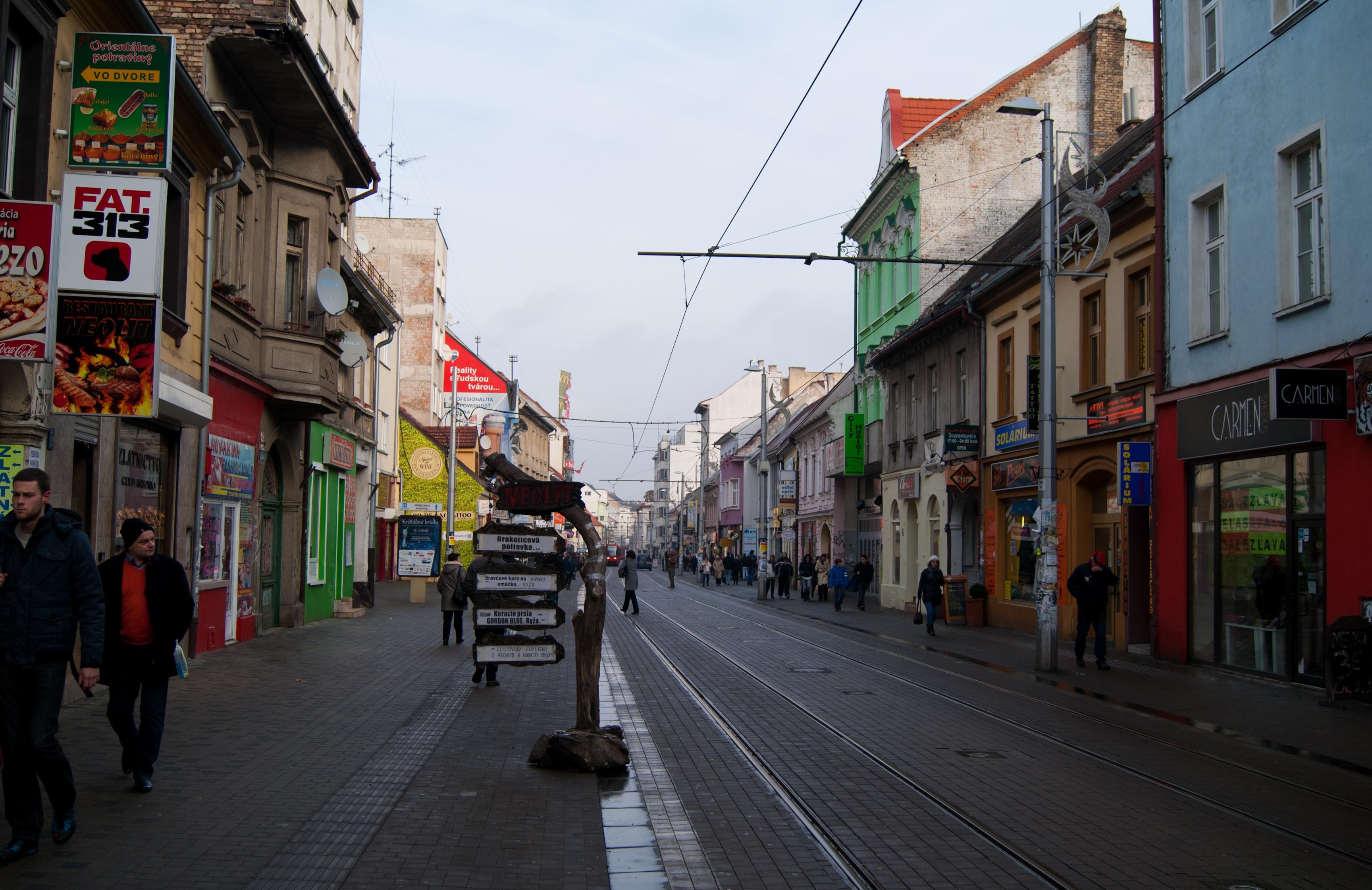 High street of Bratislava (8406445256).jpg