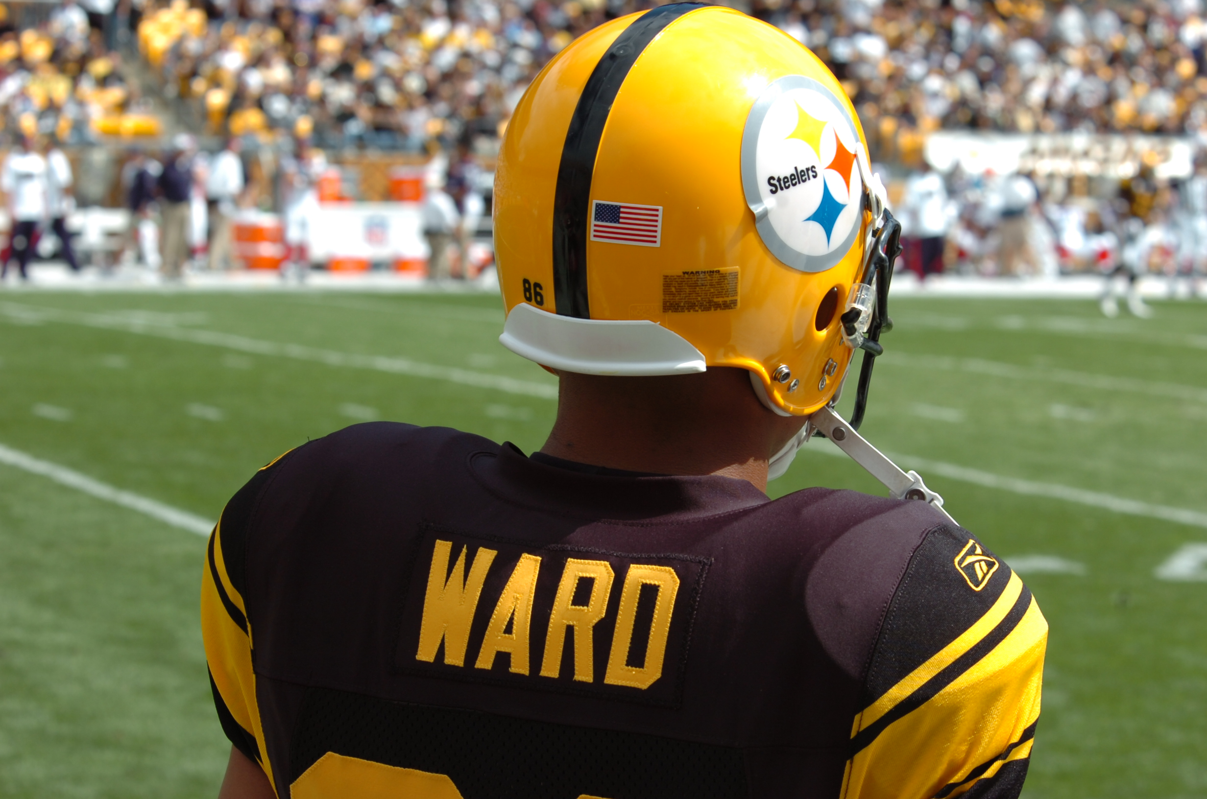 nfl steelers throwback jersey