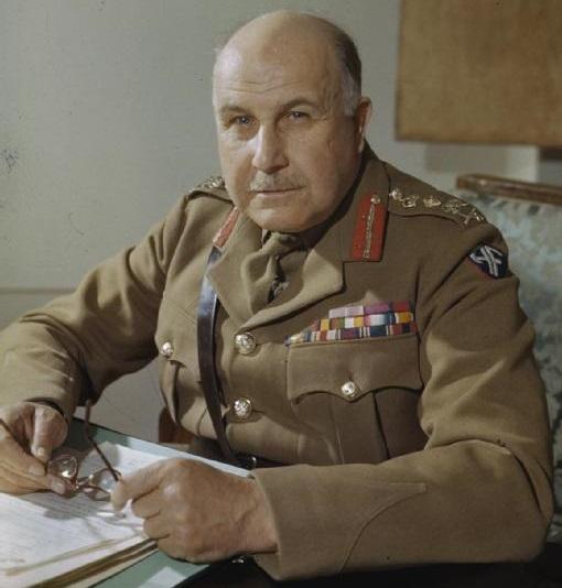 Henry Maitland Wilson British field marshal