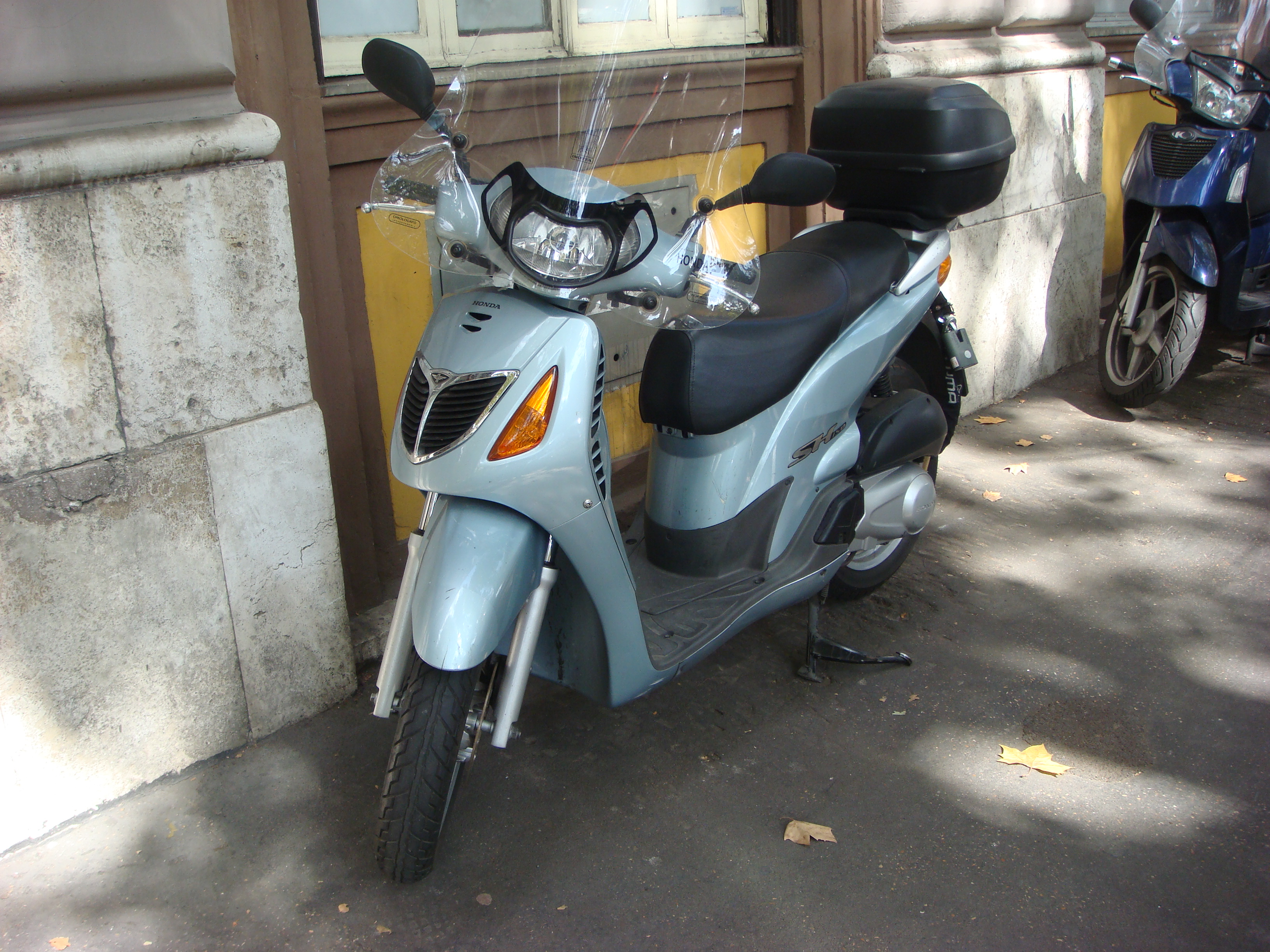 Honda Sh Wikipedia