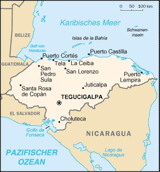 honduras karte File:Honduras map.png   Wikimedia Commons