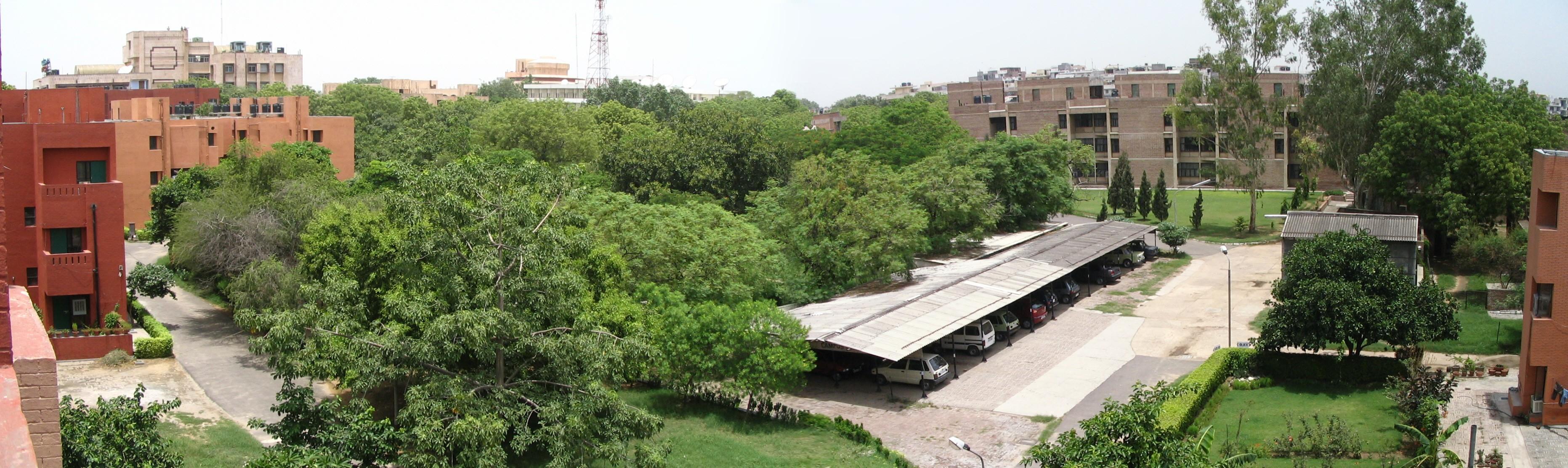 Indian Institute of Technology - Delhi (IIT Delhi Delhi Campus) Campus photos of iit delhi