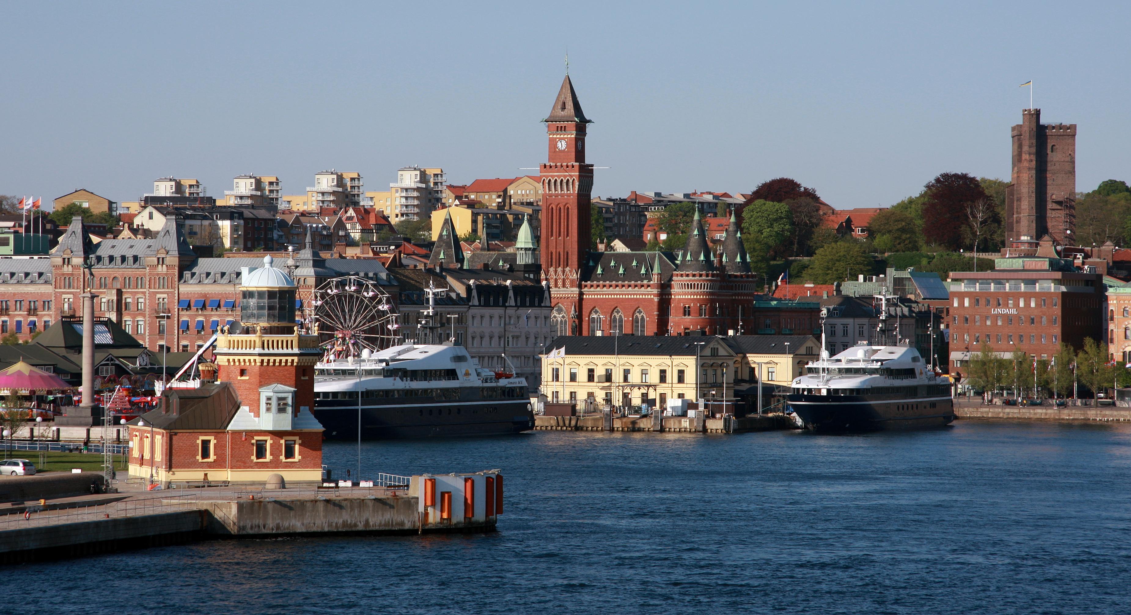Helsingborg Sweden  city photo : Original file  3,701 × 2,012 pixels, file size: 5.83 MB, MIME ...