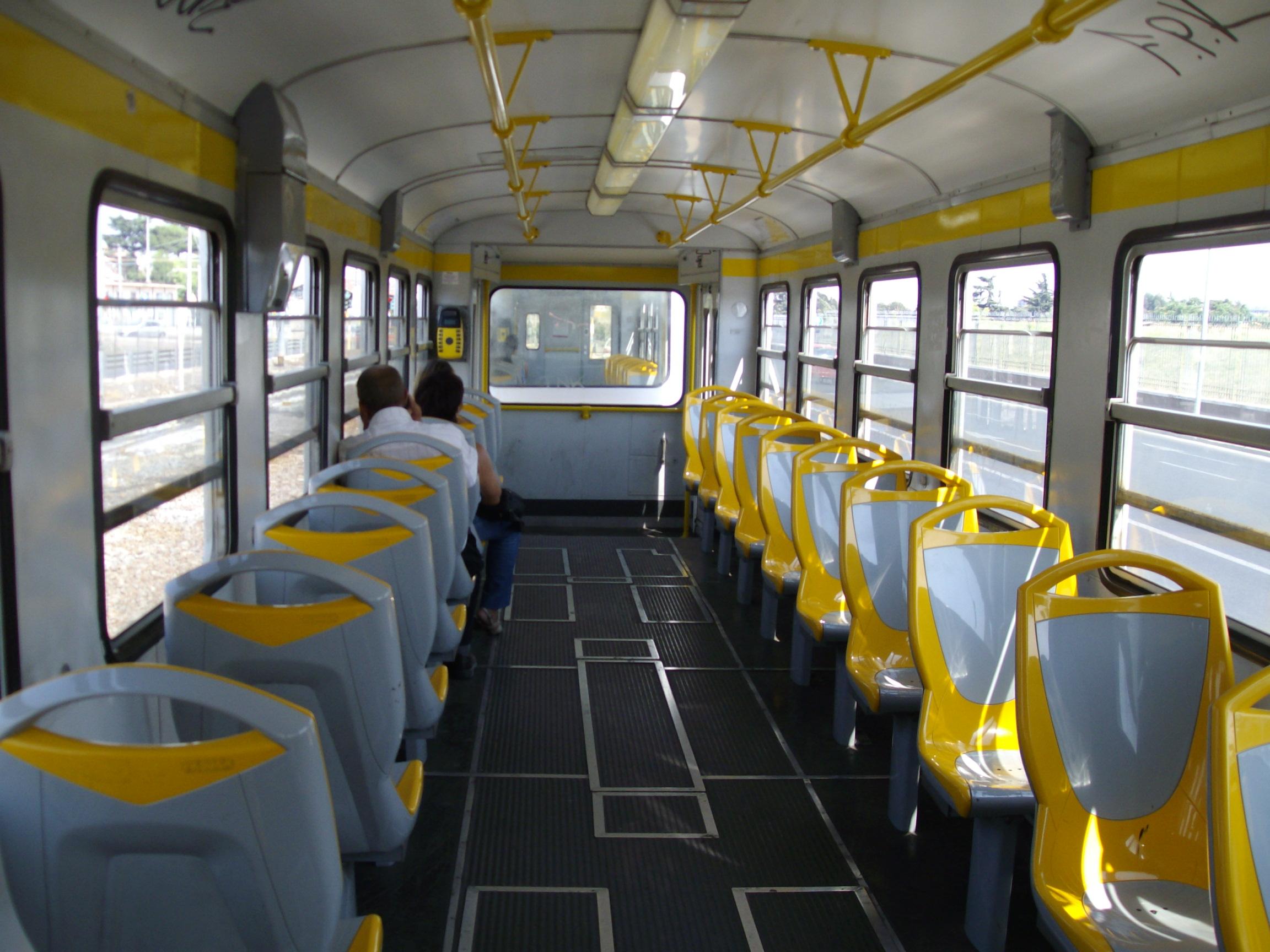 file interno treno roma giardinetti wikipedia