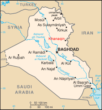 MUSINGS ON IRAQ: Cold War Between Baghdad and Kurds Turns Hot