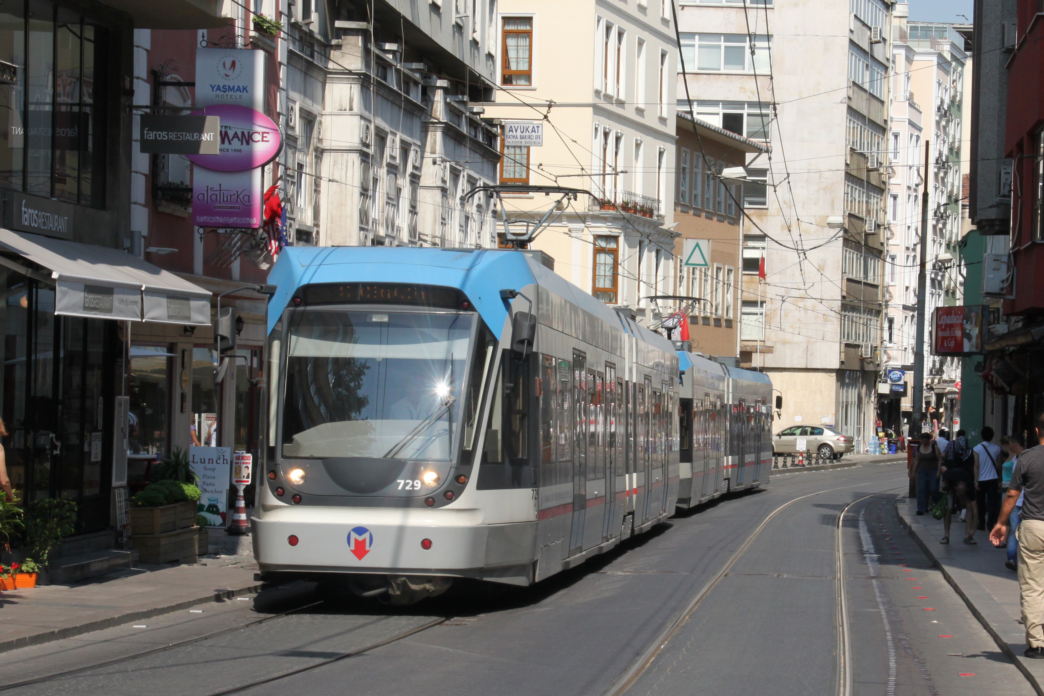 Image result for tramvay istanbul