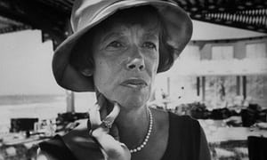 A picture of the author, Jane Bowles