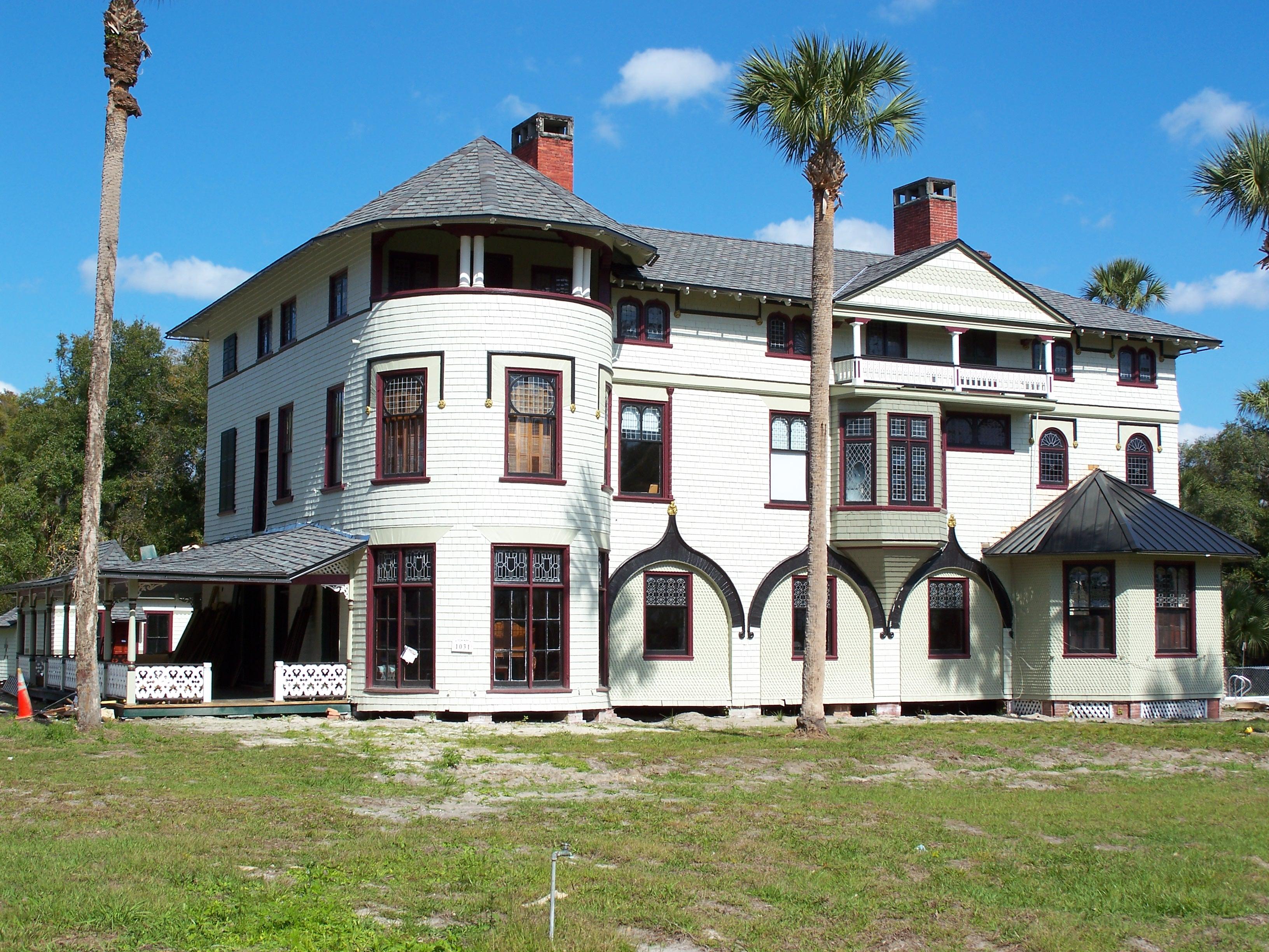 John B. Stetson House Wikipedia