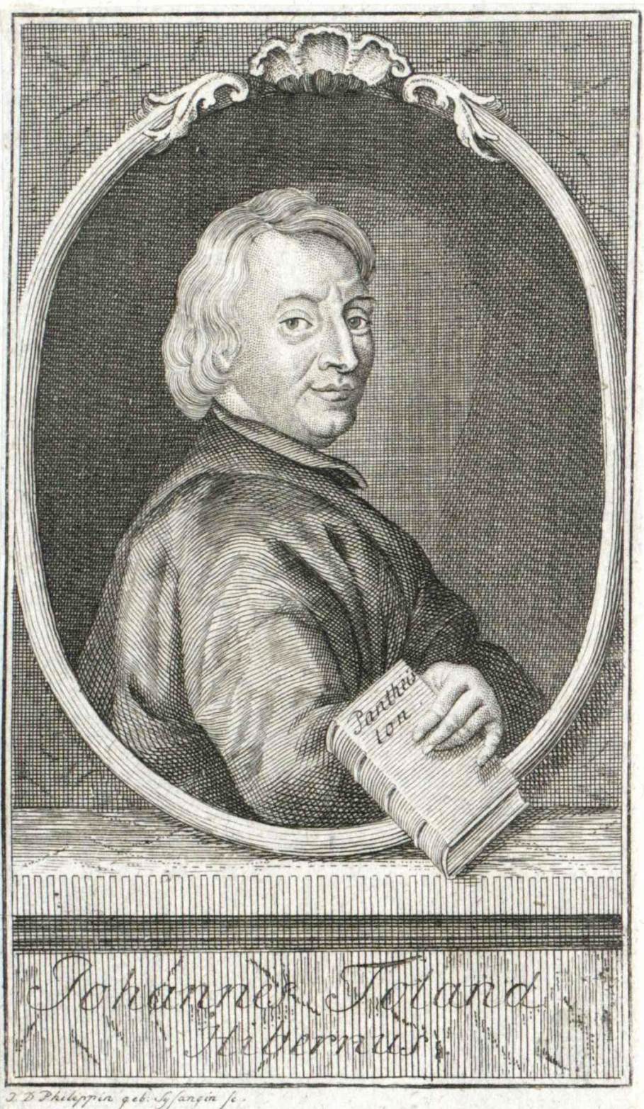 English: John Toland (November 30, 1670 - Marc...