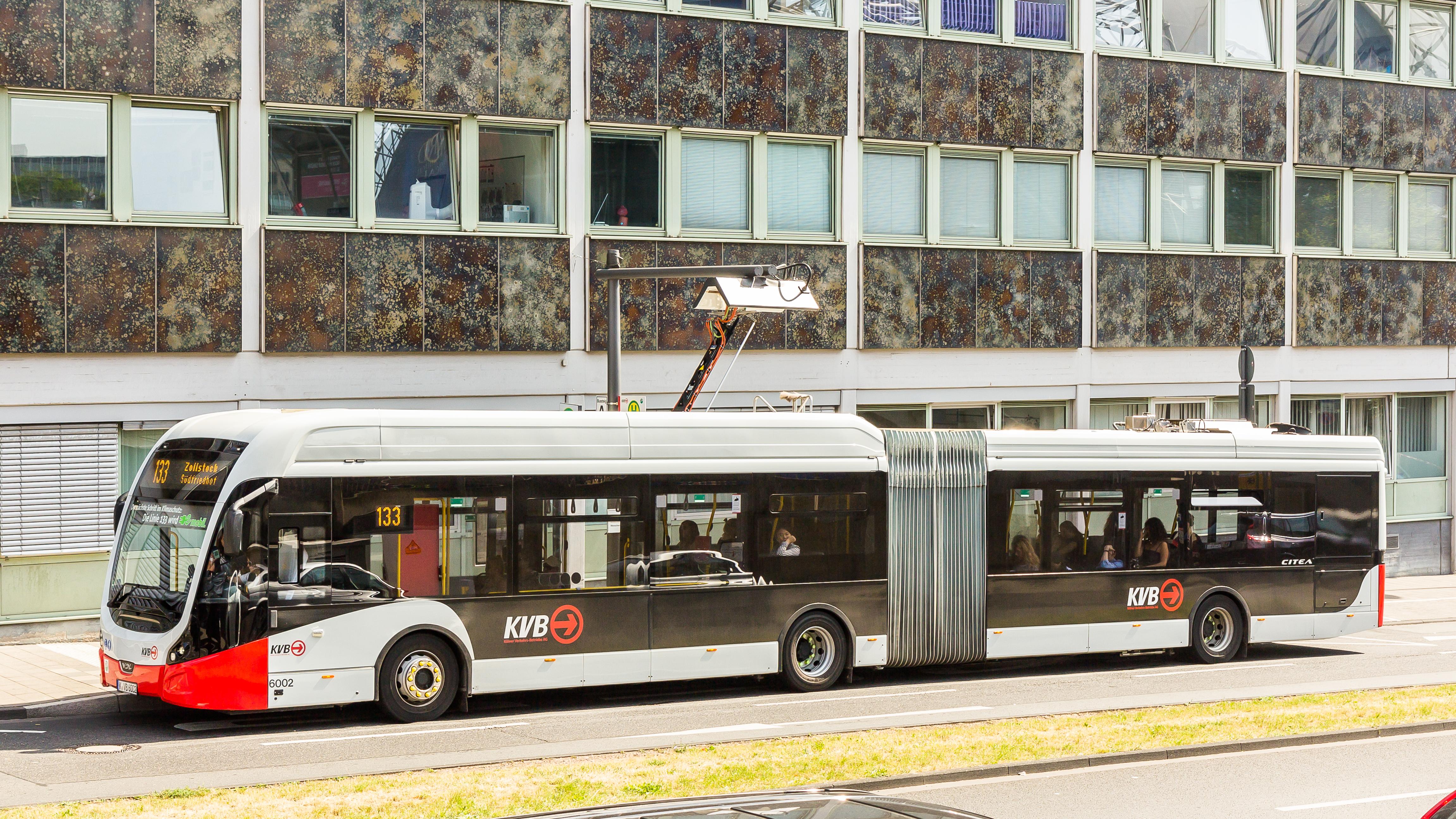 Bus Kvb