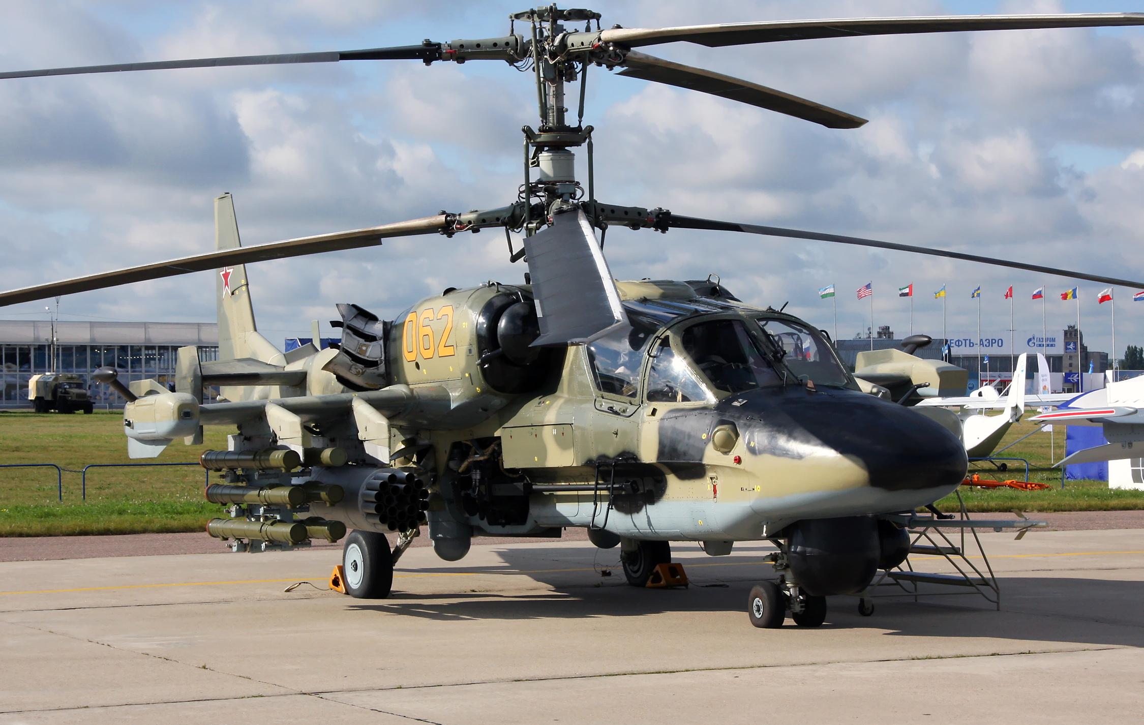 Elicottero Ka 52 : File ka attack helicopter g