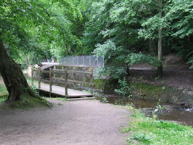 Kelvin Walkway - geograph.org.uk - 888186