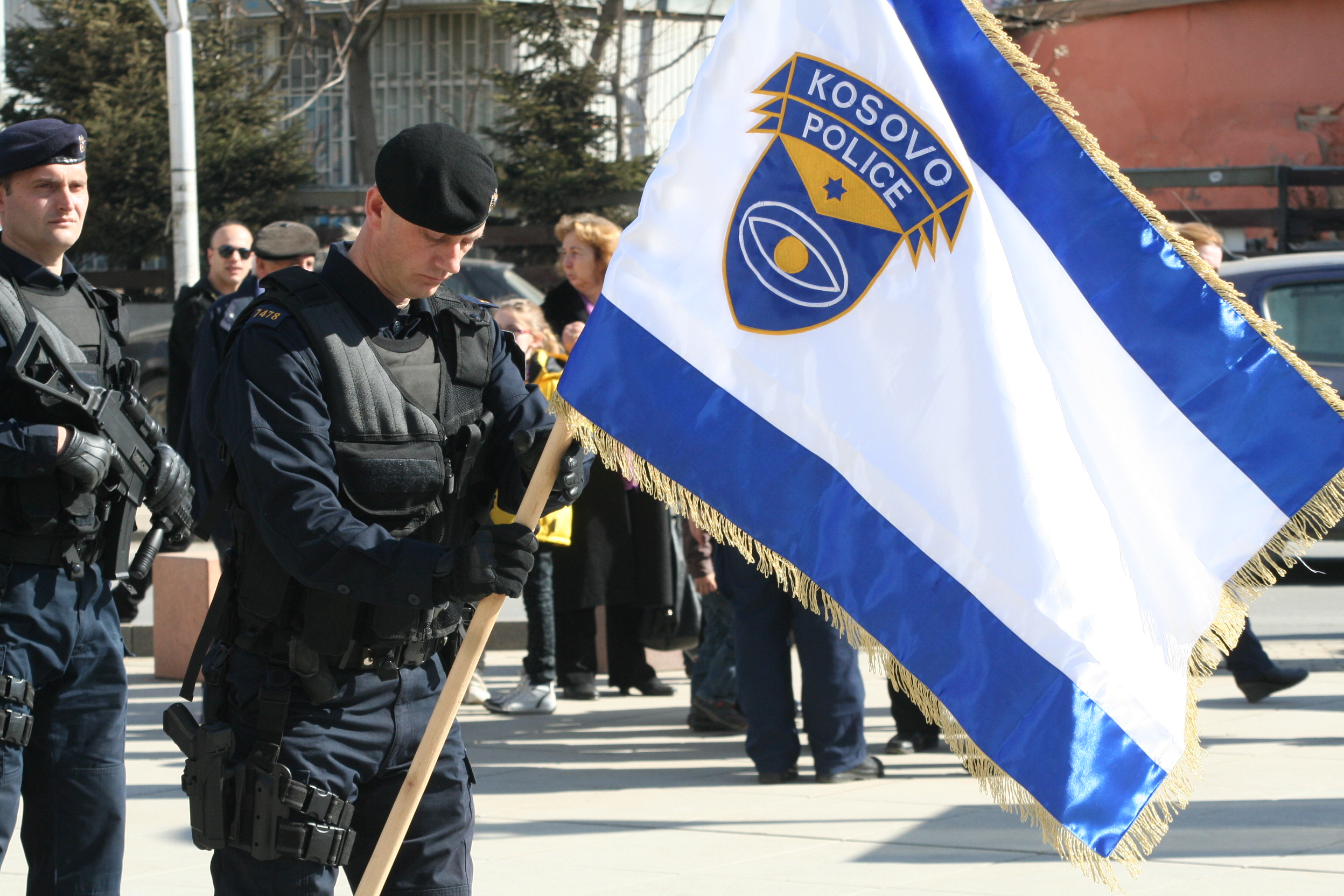 Image result for kosovo police