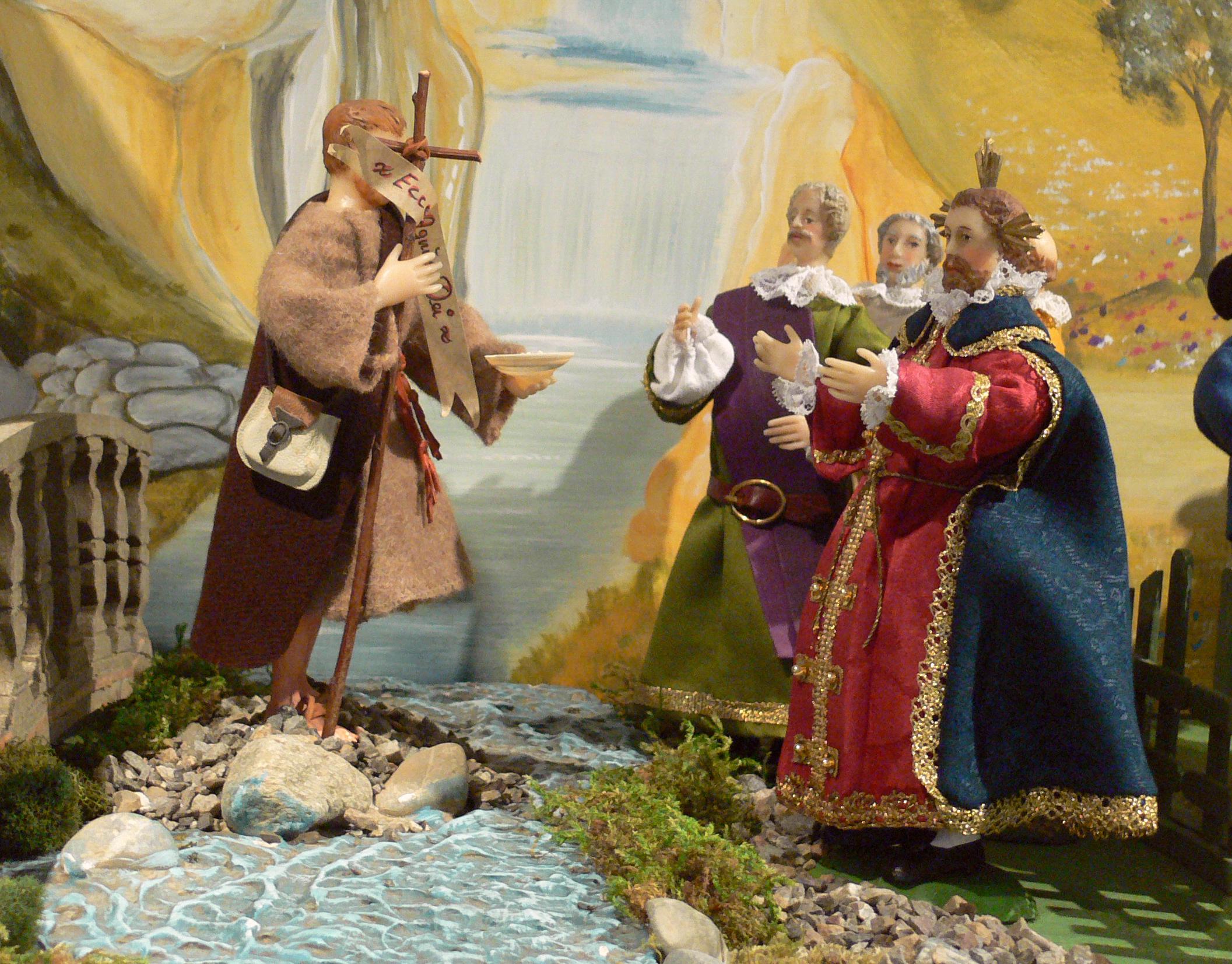 Filekrippe Barockstil Taufe Jesu Mfk Wgtjpg Wikimedia