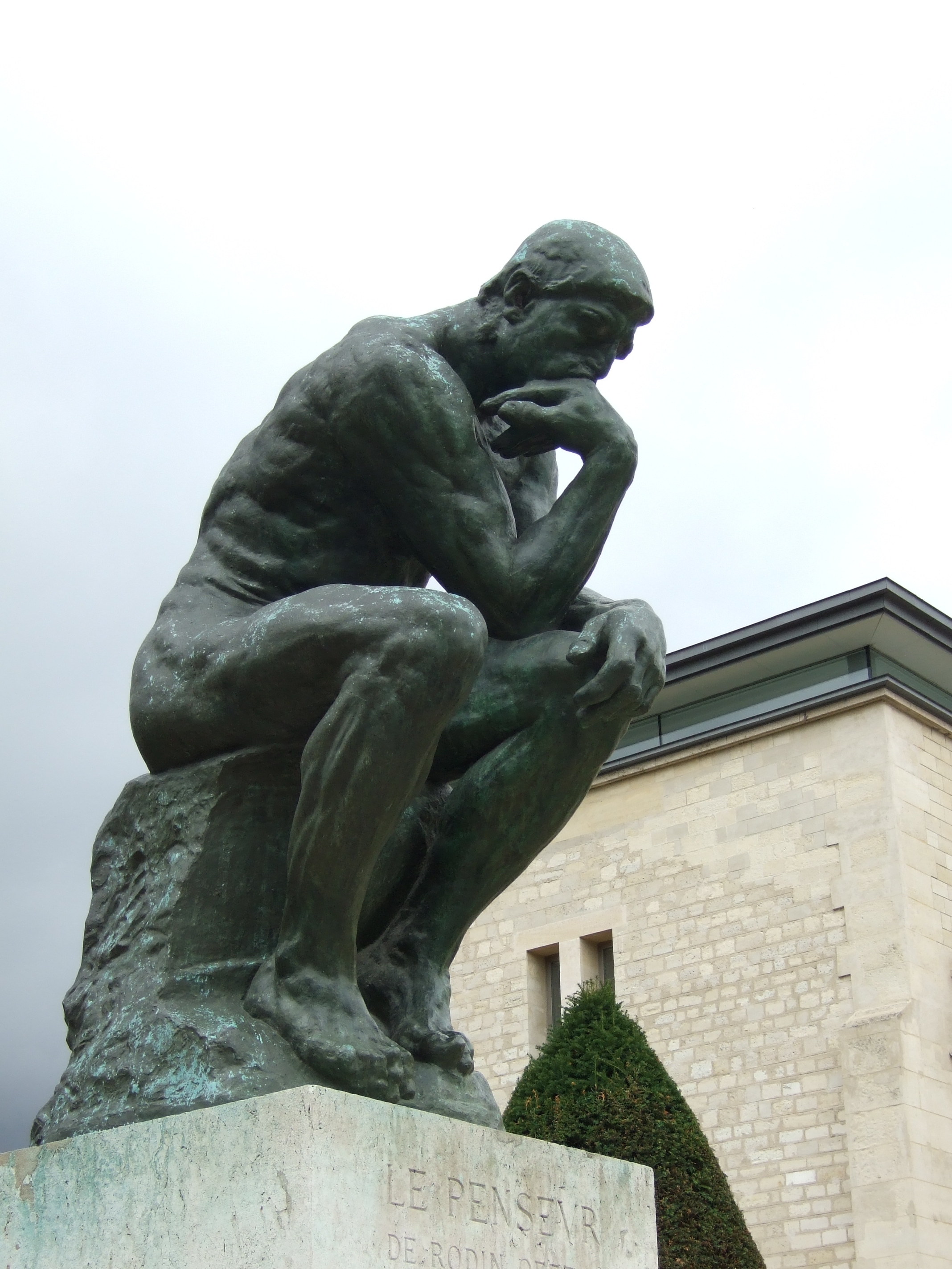 Favori File:LE PENSEUR - Museo Rodin- PARIS.jpg - Wikimedia Commons AW15