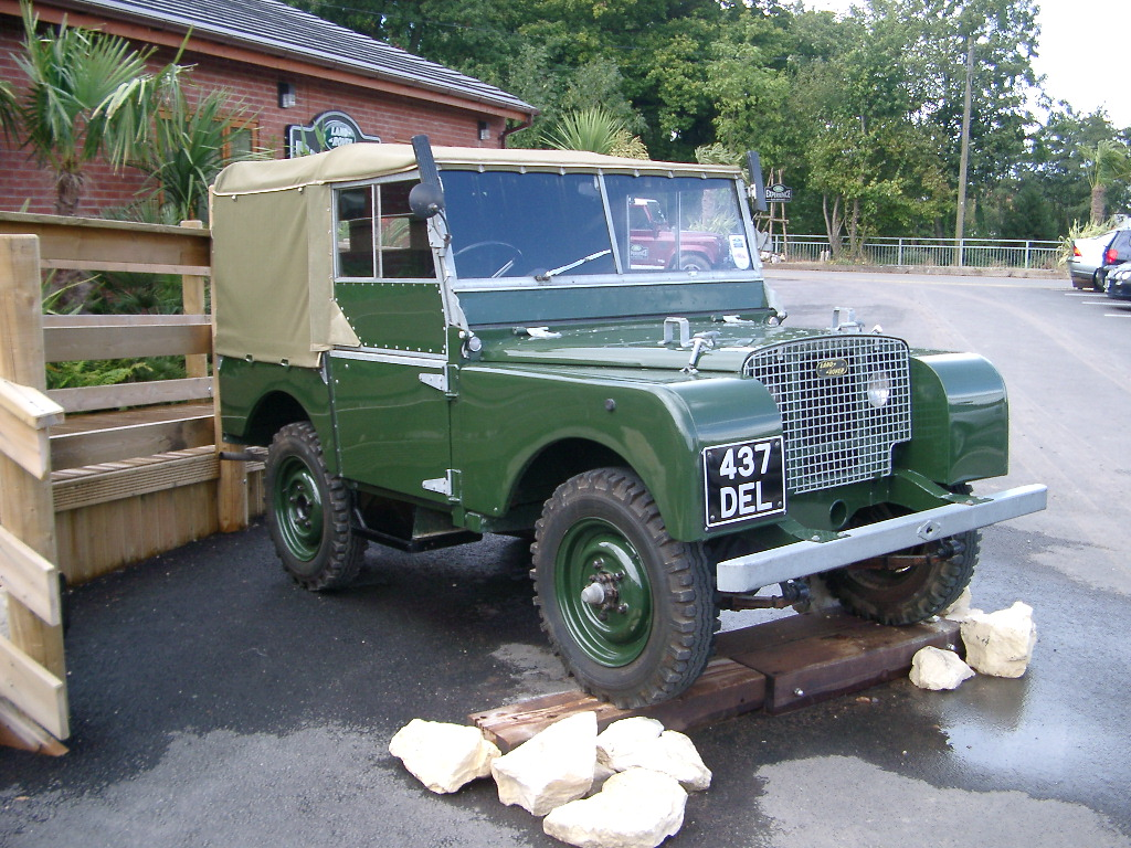 Land Rover Series Defender Wikipedia