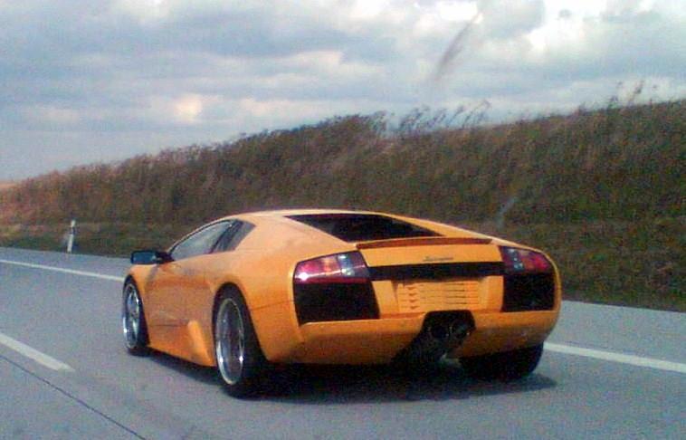 File Lamborghini Murcielago Heck Jpg Wikimedia Commons