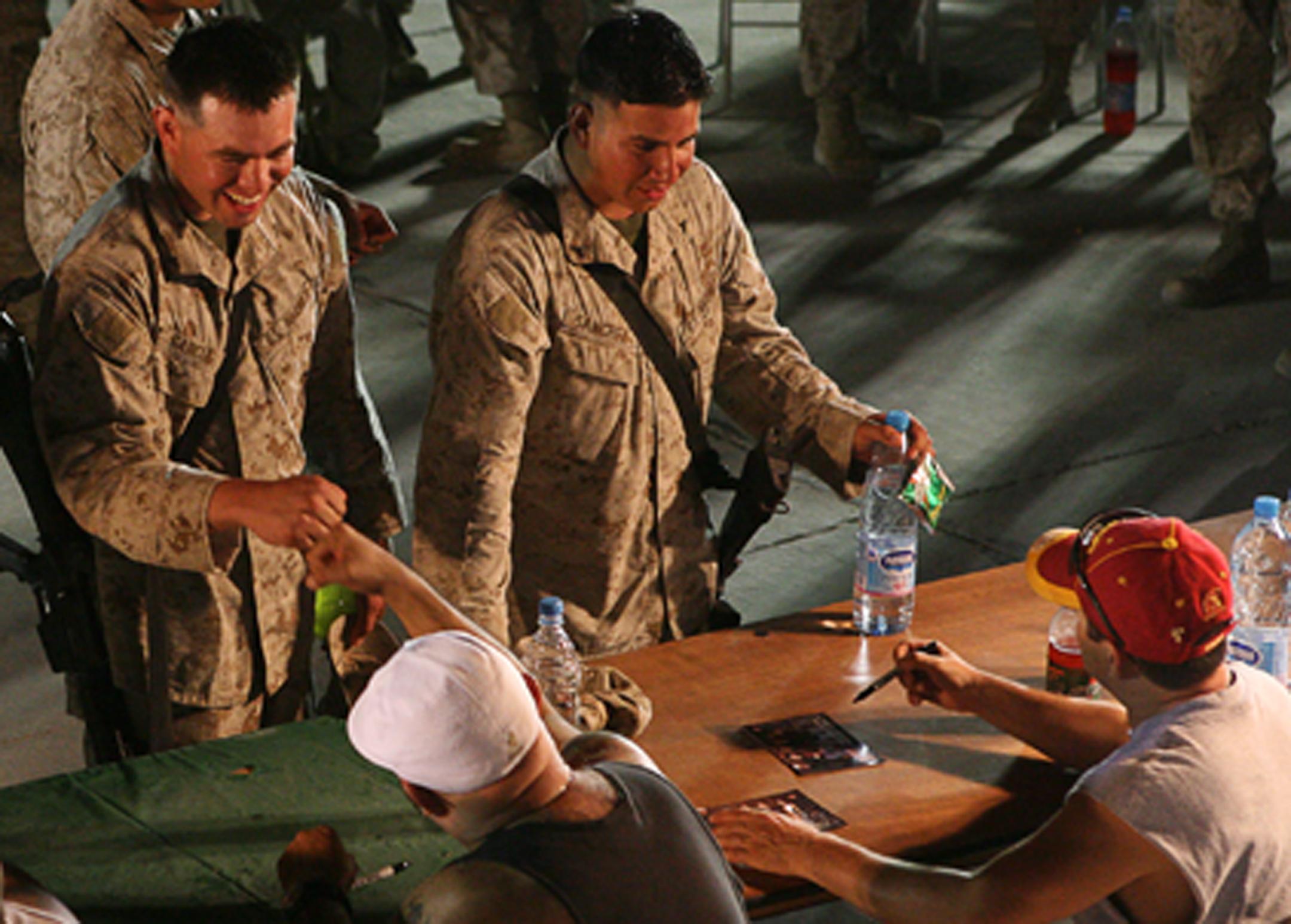File:Latin-Jazz Rhythm Rocks Marines, Sailors and Soldiers