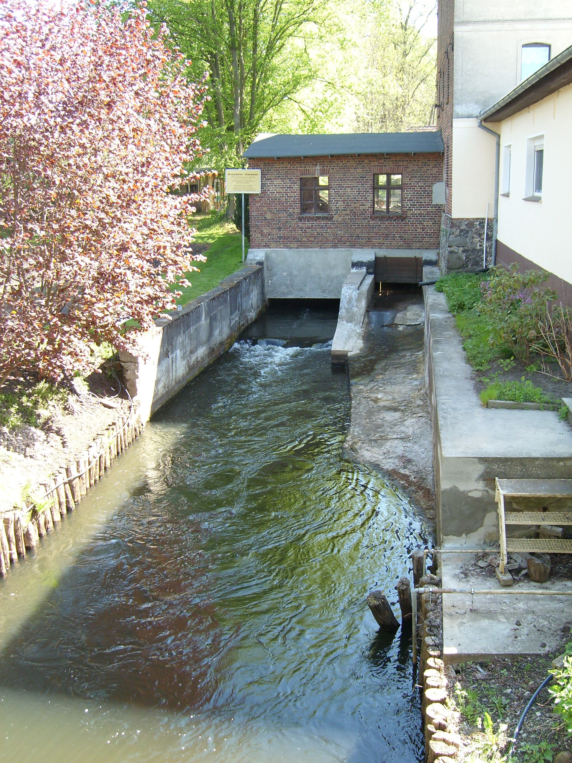 Wassermühle Doberburg