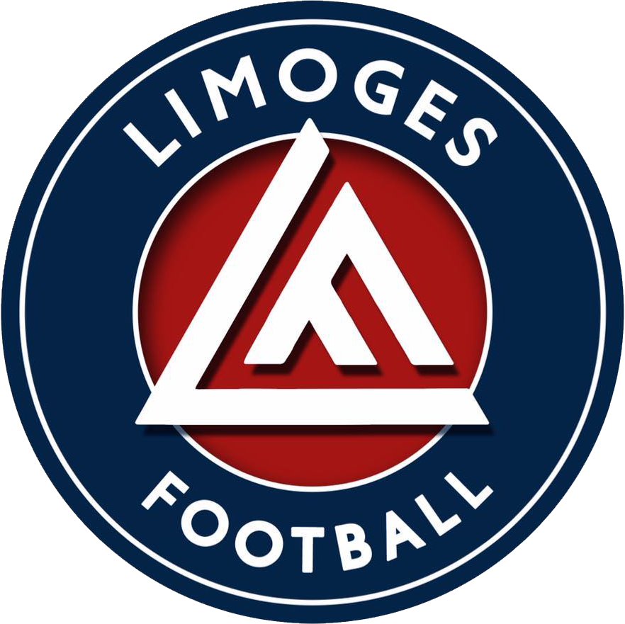 Ligue 1 / Coupe de France / Coupe de la Ligue Limoges_Football_Logo