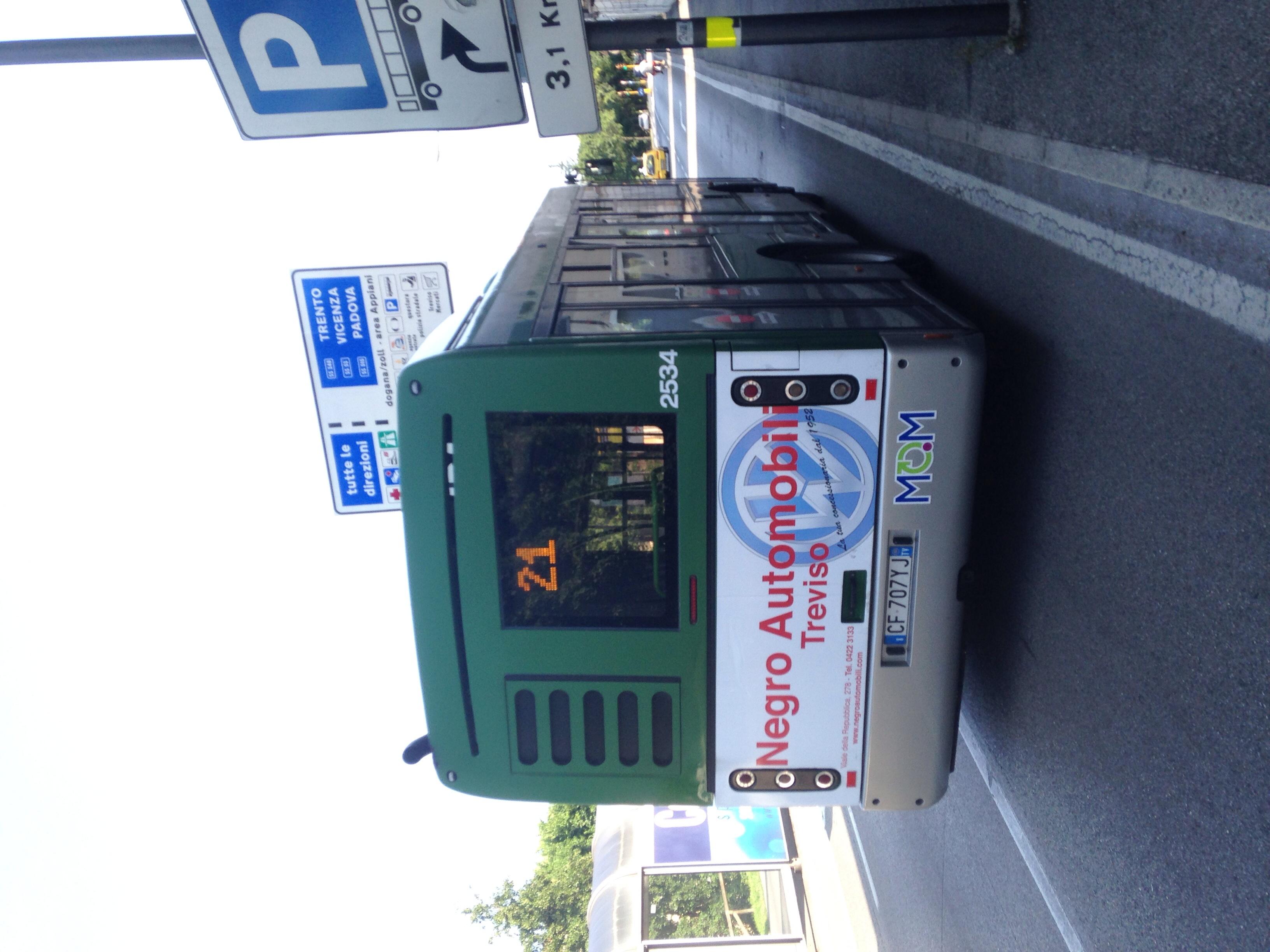File Mom Mobilit Di Marca Ex Actt Autobus Linea 21