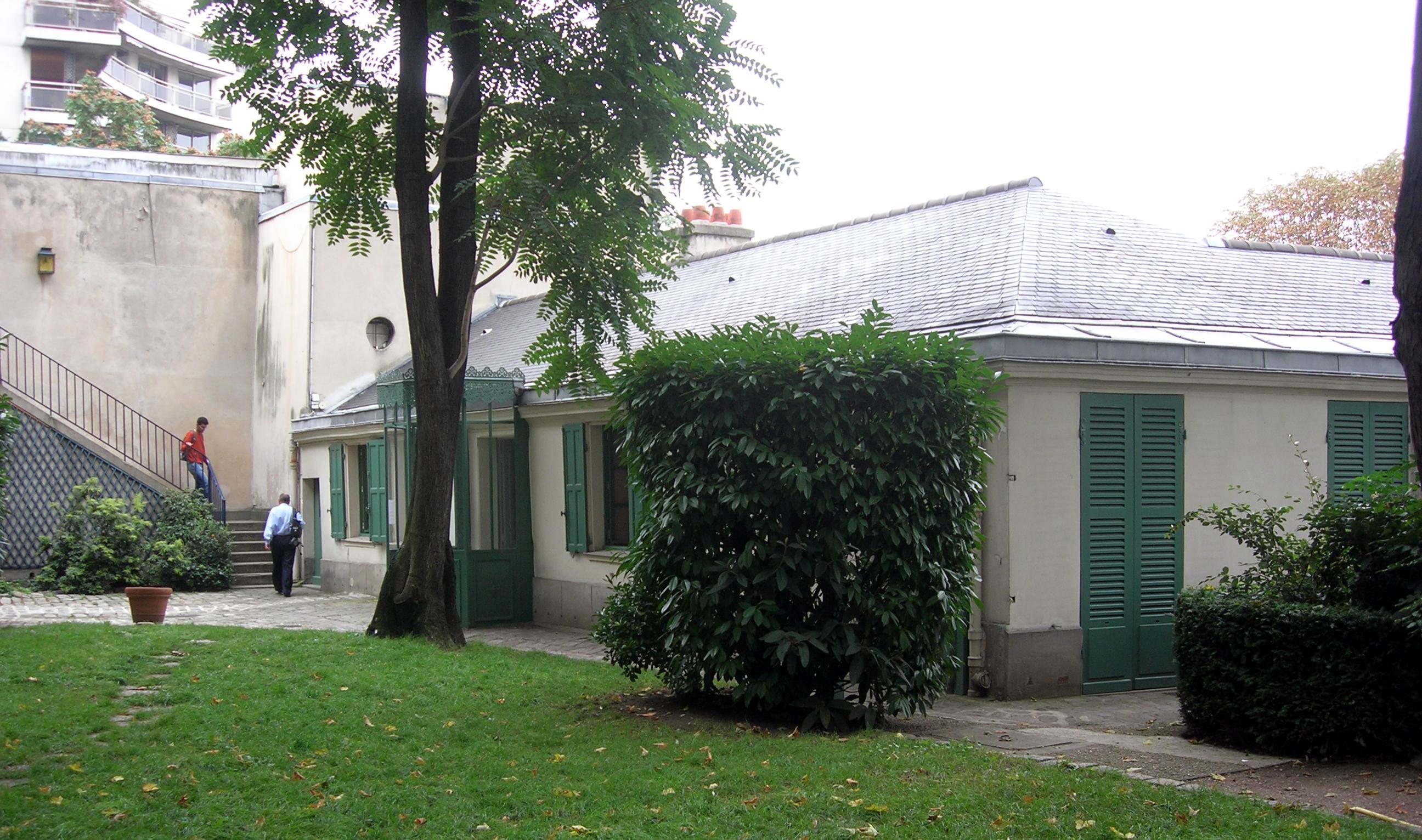 Maison de Balzac – Wikipedia