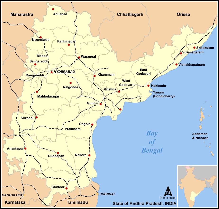 Ap Railway Map File:Map AP dist rail.png   Wikimedia Commons