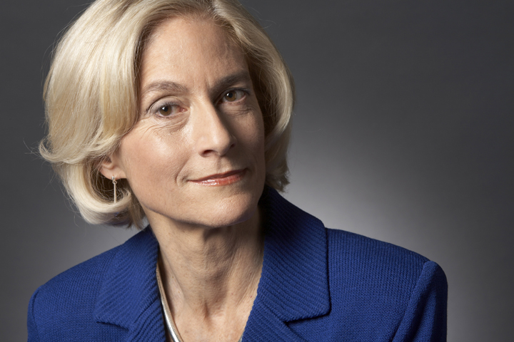 Portrait of Martha Nussbaum