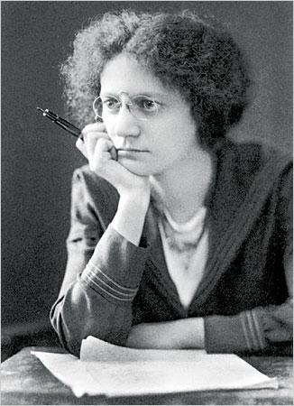 Photo of Mary Antin