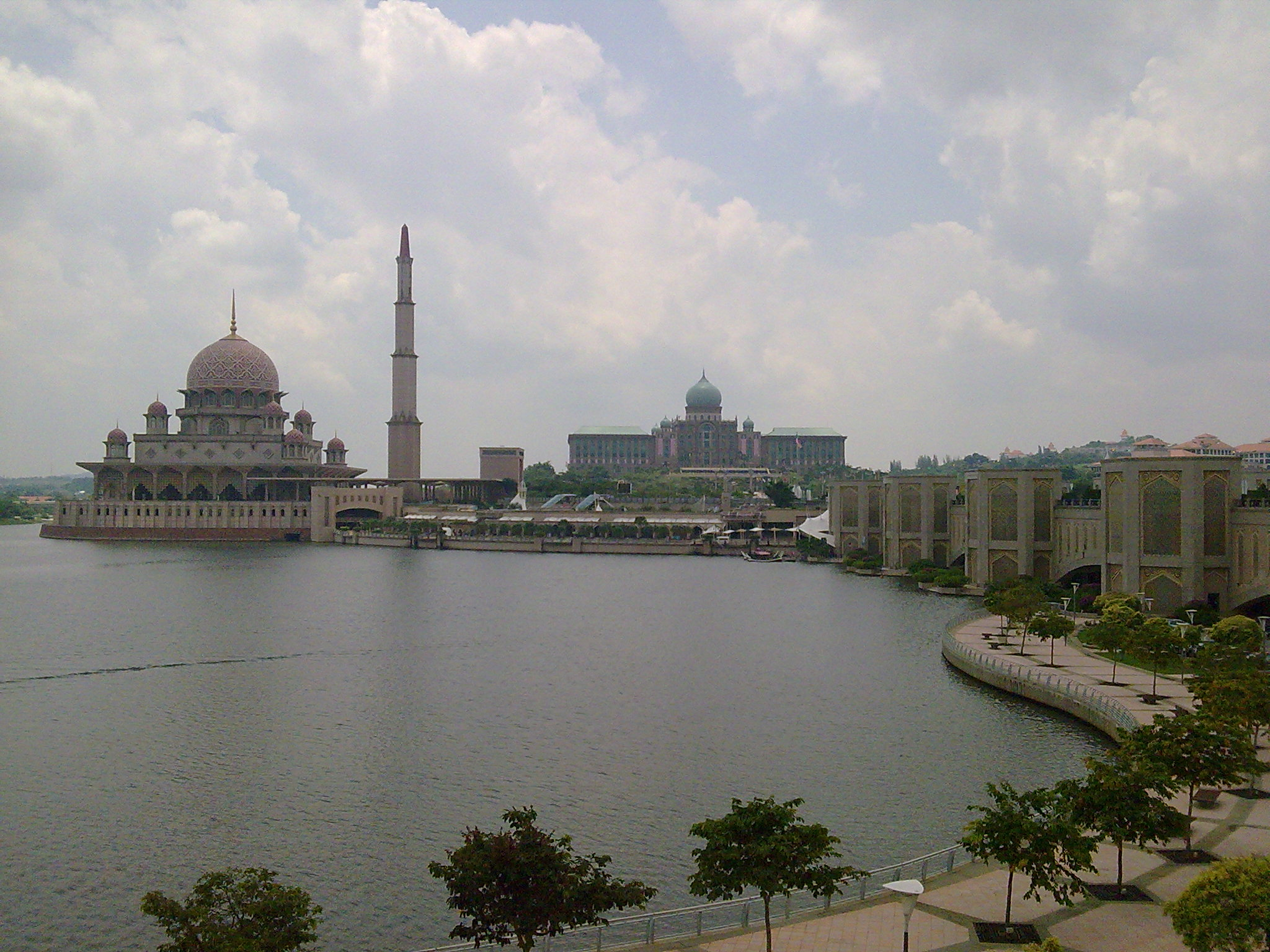 Masjid_Putrajaya Faszinierend Leiste Für Led Stripes Dekorationen
