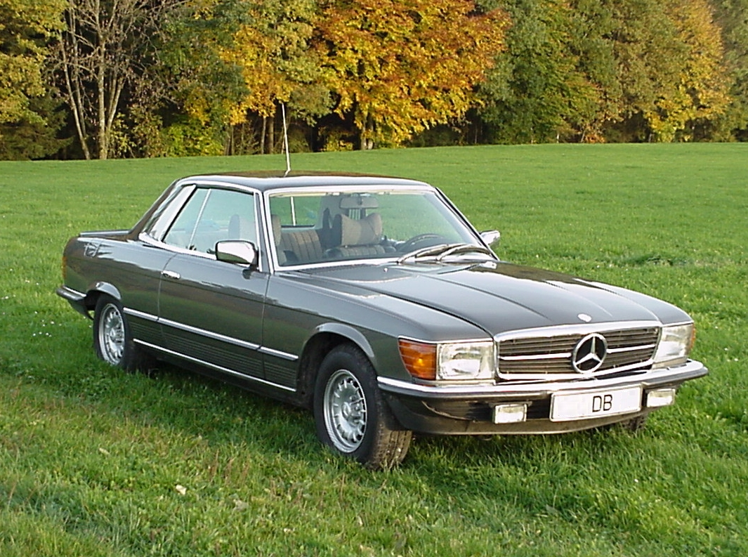 file mercedes benz 450slc5 0