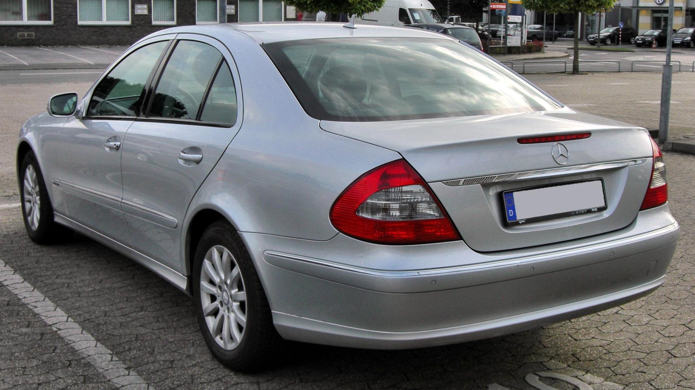 Mercedes E Class Cabriolet Used Car