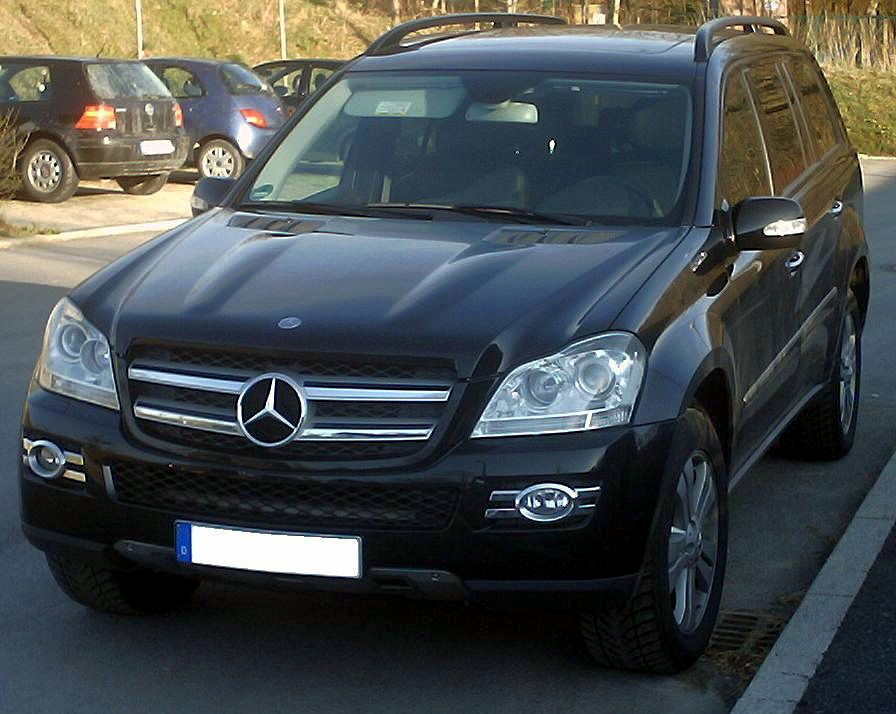 file mercedes gl 320 cdi 4matic wikimedia commons. Black Bedroom Furniture Sets. Home Design Ideas