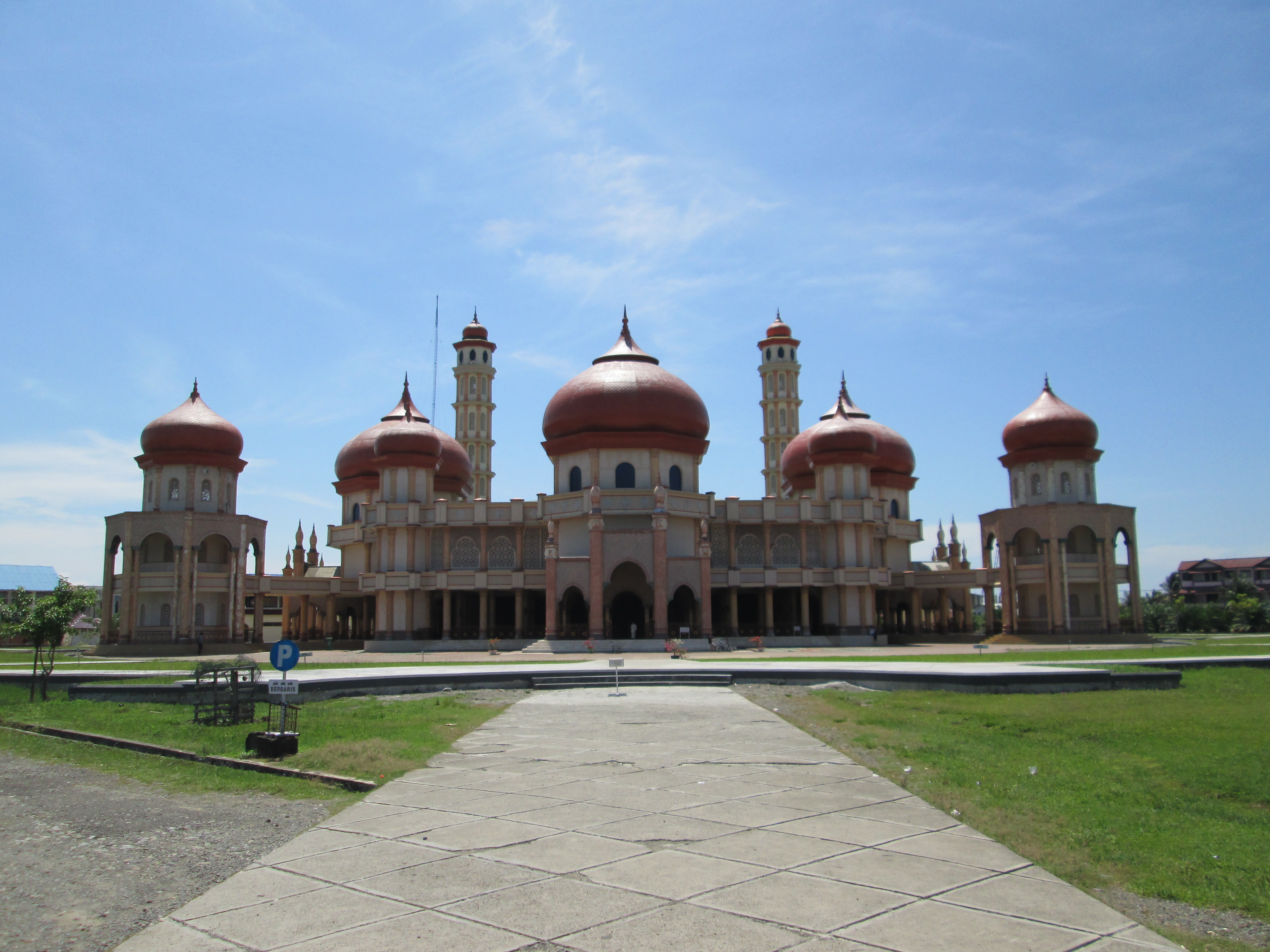 Baitul Makmur Meulaboh Grand Mosque Wikipedia