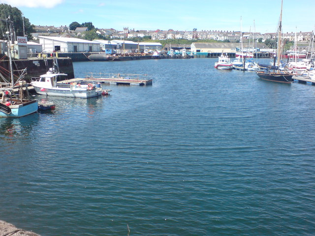 Milford Haven Docks