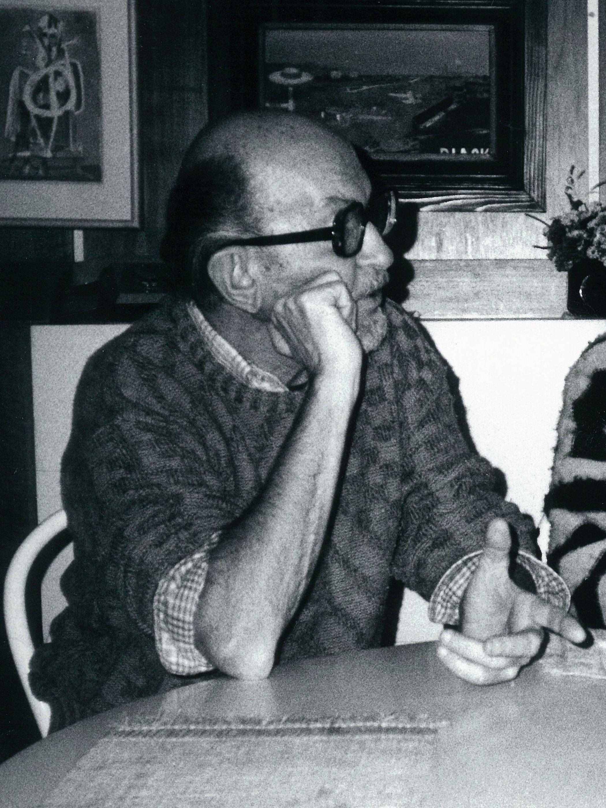 Miloš Macourek in 1990
