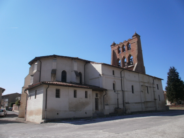 Église Saint-André de Montgiscard