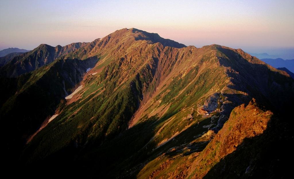 Pengunungan Paling Indah Di Jepang