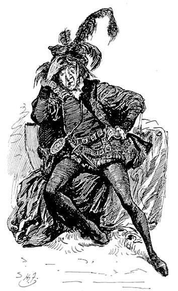 hamlet and great expectation A l french everyone remembers mr wopsle's performance of hamlet in  chapter 31 of great expectations: it is the fun- niest thing in a book not otherwise .