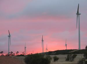 Mount Millar Wind Farm