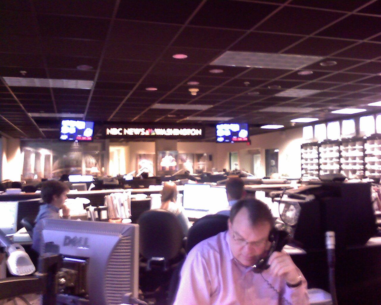 NBC News Washington Bureau