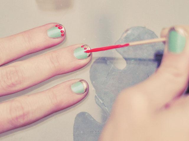 Description Nail art with toothpick.jpg