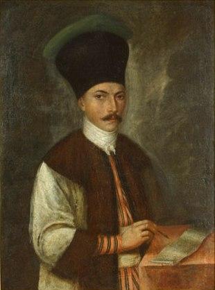 Imagini pentru Nicolae Polcovnicul, Autoportret,