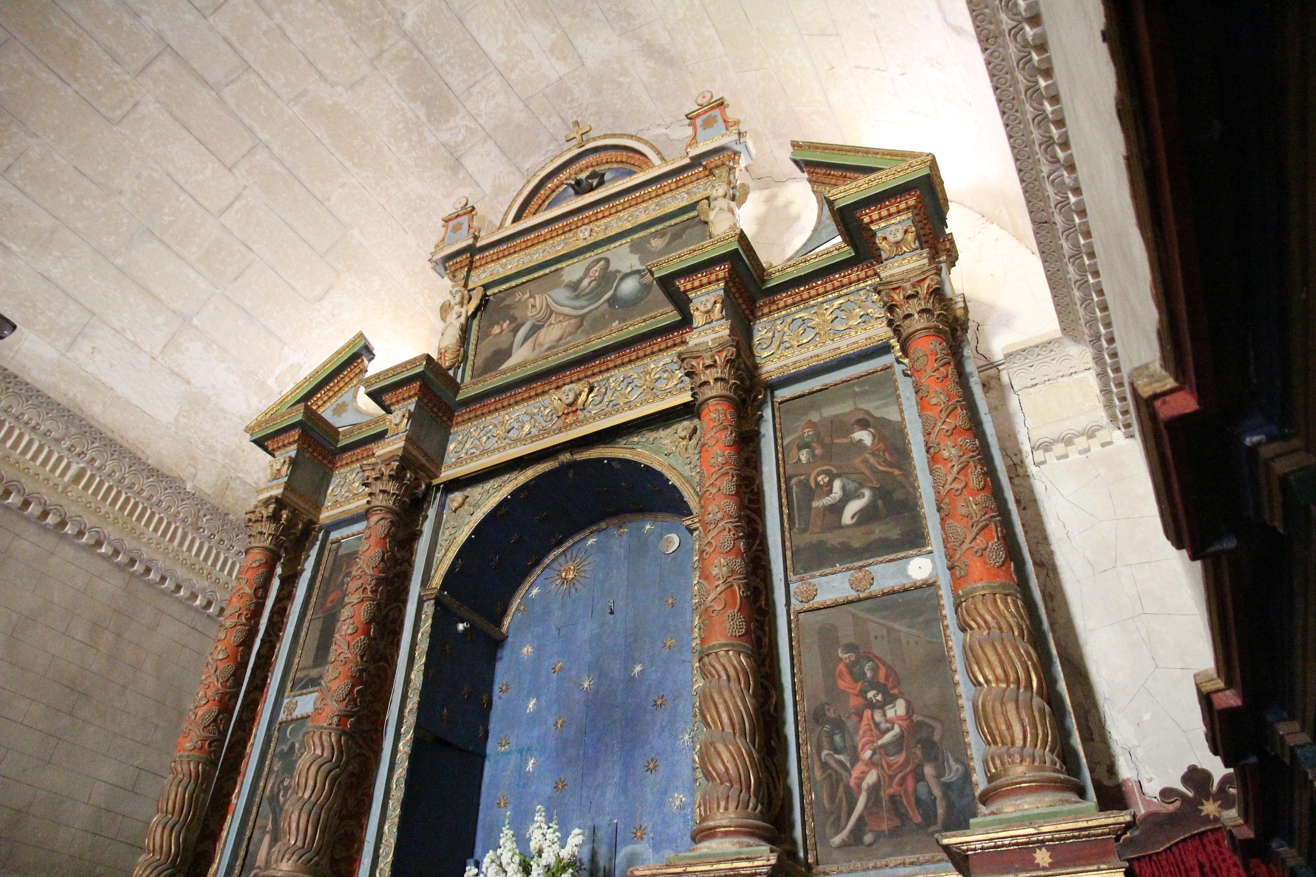 Nulvi Chiesa di Santa Croce