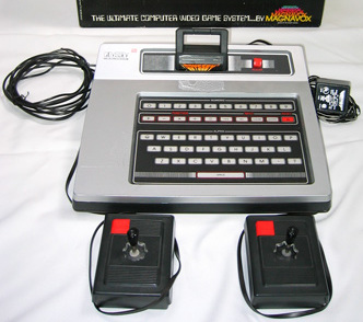 English: Magnavox Odyssey2 video game console ...