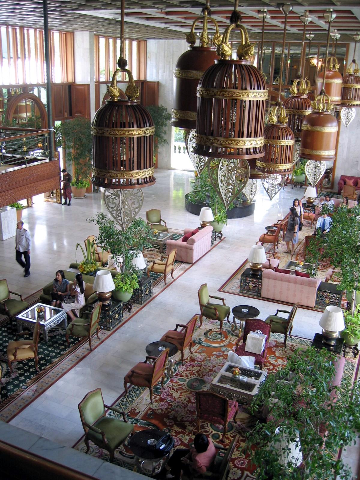 Mandarin Oriental Bangkok Bestes Hotel Der Welt