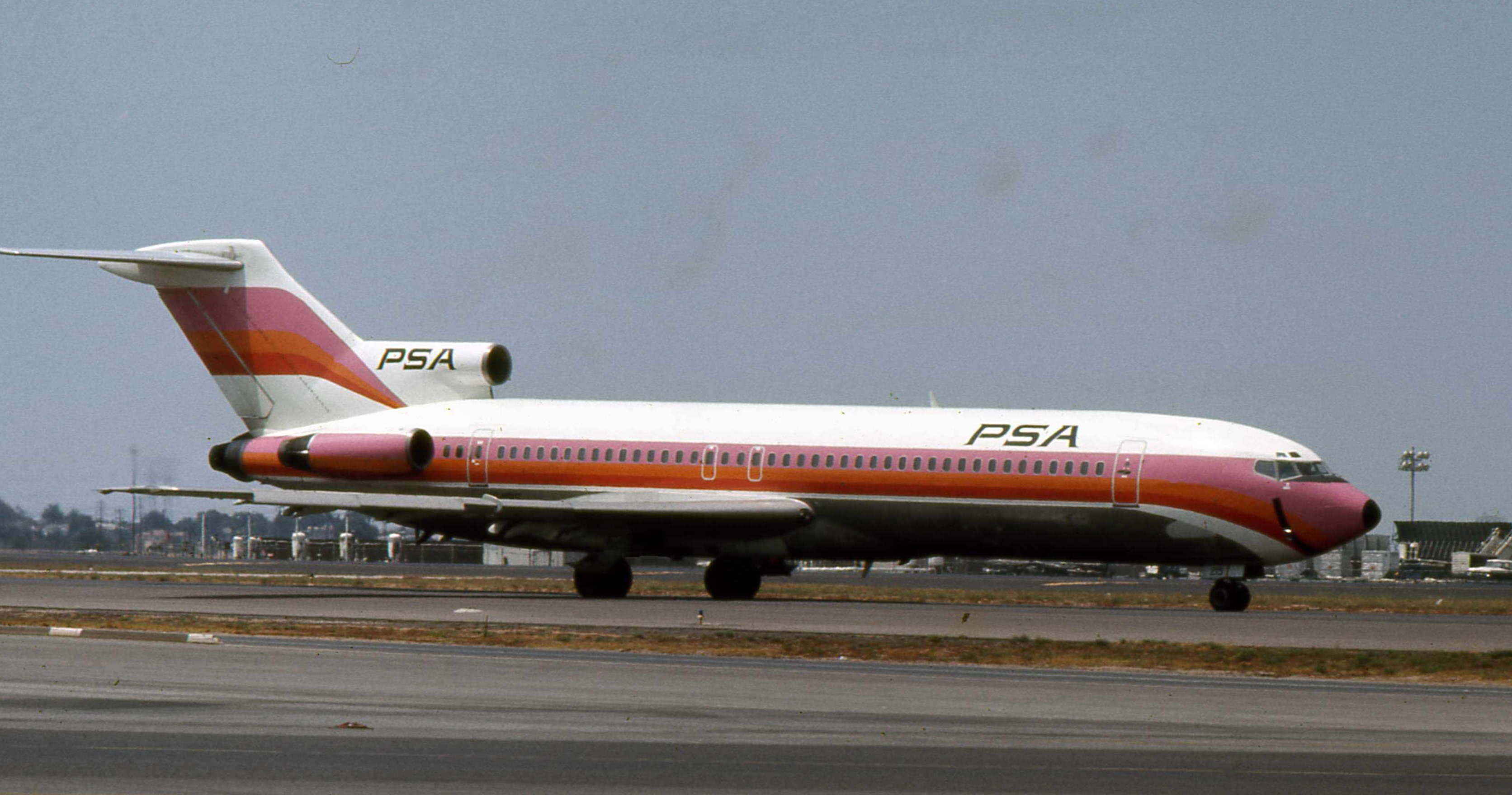 mid air crash of psa flight 182 Psa warned tower at 01:55 of crash crashed at 02:04 psa flight 182 background mid-air collision september 25th 1978 boeing 727-214 and cessna 172 pacific southwest airlines (psa) san diego, california clear skys reported no problems to aircraft, navigation, or communications.