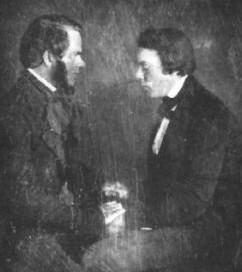 Quimby and Lucius Burkmar