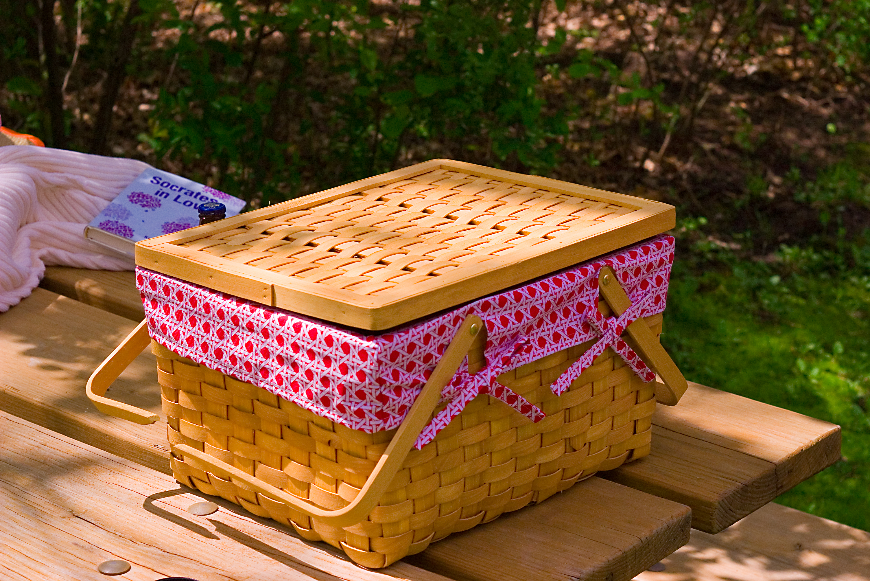 Creative Picnic Basket Ideas : Creative things to do for valentine s day her campus
